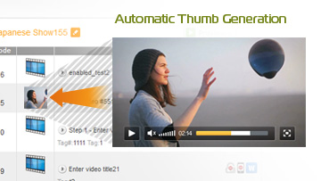 Automatic Thumb Generation