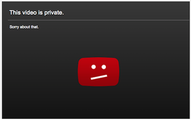 YouTube Private VS Unlisted