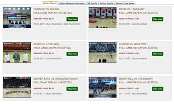 Colorado Sports Network