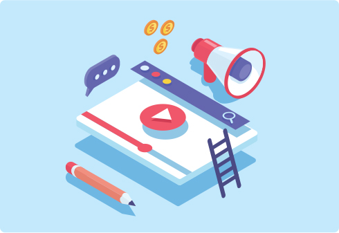 Live Video Platform Ads